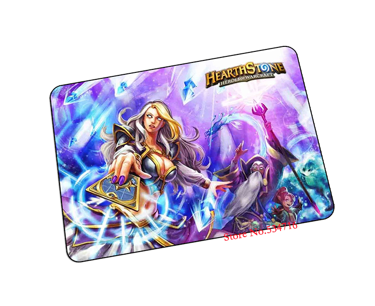 hearthstone mousepad Professional gaming mouse pad Indie Pop gamer mouse mat pad game computer desk padmouse keyboard play mats