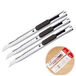 Niedlich Cutter Kawaii Messer Edelstahl Metall Utility Messer Papier Cutter Kunst Messer Für Kinder Geschenk Büro Liefert Student 3703