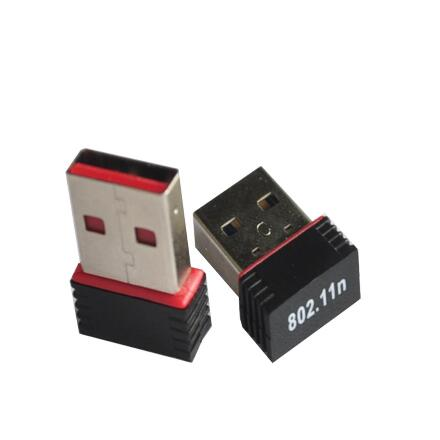 150Mbps WiFi USB Adapter With External Antenna Ethernet Adapter For Windows Xp Vista WIN7 Linux Mac OS