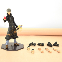 WVW 30CM Hot Sale Anime One Piece New World Trafalgar Law Model PVC Toy Action Figure Decoration For Collection Gift
