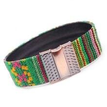 D & d женский браслет ручной работы плетеный кожаный веревочный