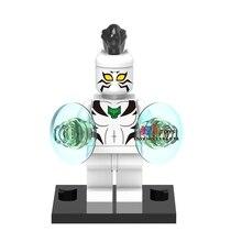 Única Venda de star wars de super-heróis da marvel Tigre Branco modelo de blocos de construção tijolos brinquedos para as crianças brinquedos menino
