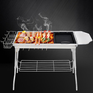 Stainless Steel Barbecue Rack