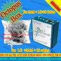 100% оригинальный НОВЫЙ Горячий Продажа Octopus box для LG + Samsung Edition с 38 кабелей бесплатная доставка