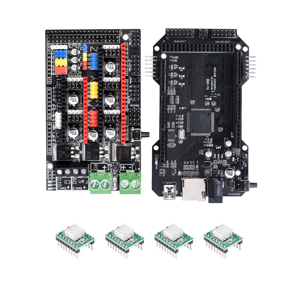 BIGTREETECH Clone Re-ARM 32 Bit Control Board with Ramps1.6 Plus + on