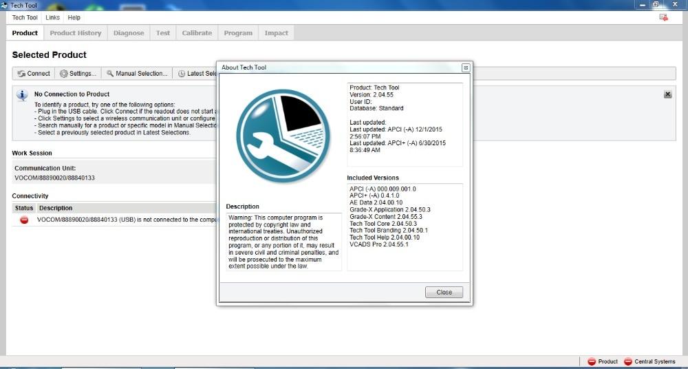Premium tech tool 2.04.87 (tt / vcads) +activator+devtool+file encryptor/decryptor v0.2.1 [install un