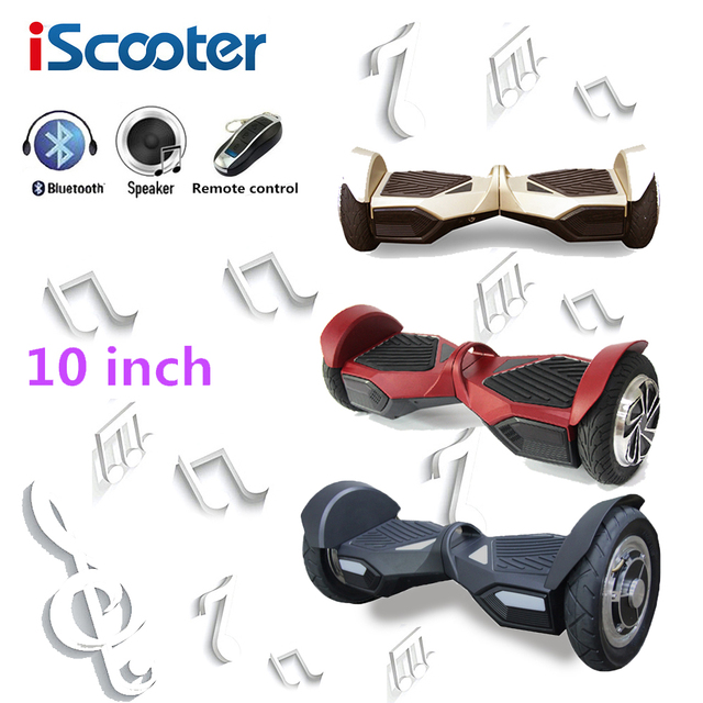 10inch Hoverboard iScooter Electric Scooter Smart Scooter 2 Wheel Balance Scooter Standing Smart Skateboard Roller have UL2272