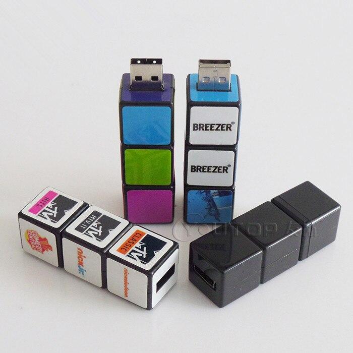 Full capacity custom pen drive usb flash drive print logo ...