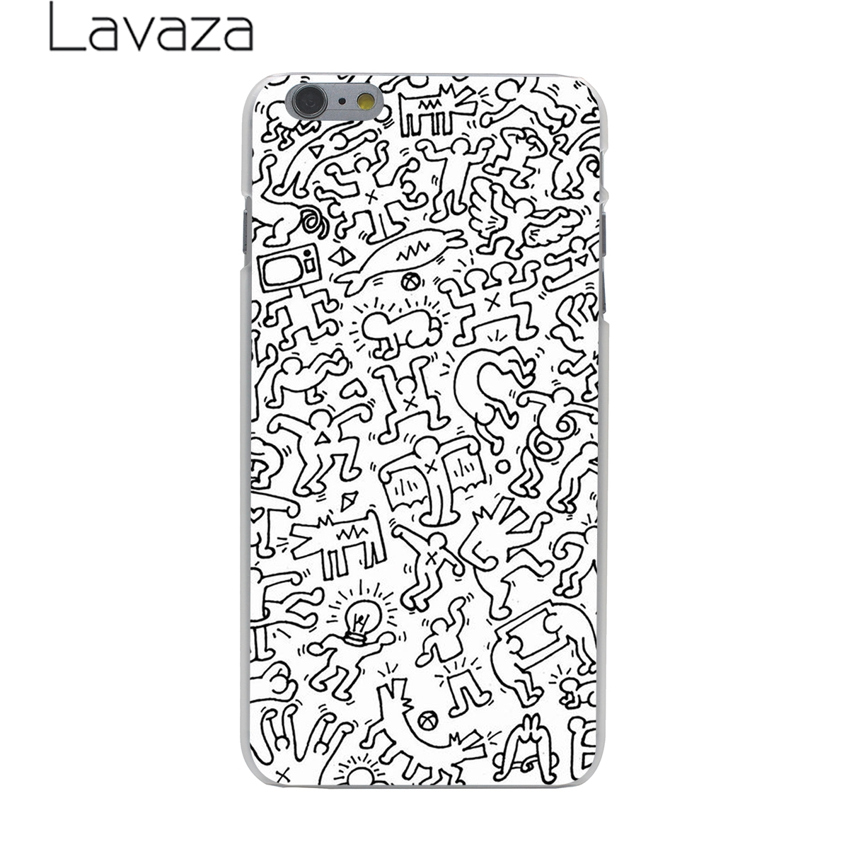 Keith Haring Art Hard Phone Cover Case Apple Iphone X Xr