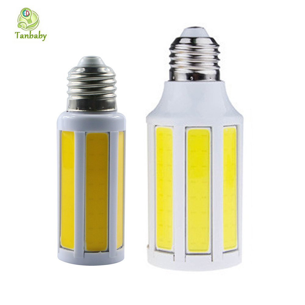 Tanbaby COB led corn bulb 7W 10W Warm/White led light lamp E27 B22 E14 led cob light AC220V/AC110V indoor home luminous lights lampada ac 220v 9w 12w e27 b22 e14 cob led bulb lamp corn light led spotlight cold white warm white led lighting free shipping