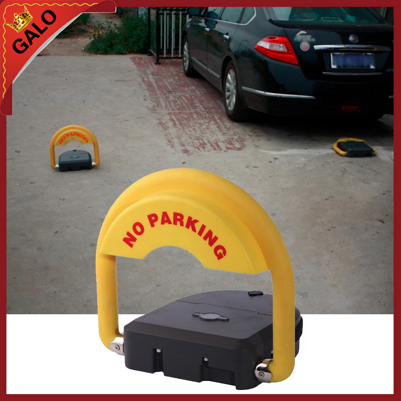 Automatic PARKING BARRIER SECURITY BOLLARD bollard twins outfit