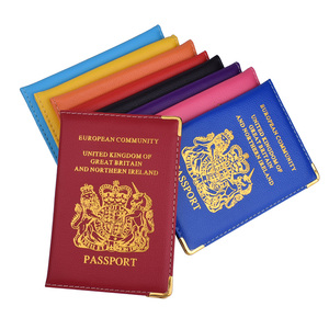 United Kingdom PU Leather Pass