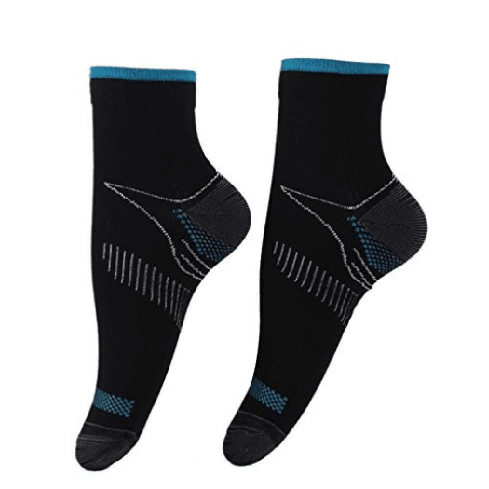 1 Pair High Quality Foot Compression Socks For Plantar Fasciitis Heel Spurs Arch Pain Comfortable Socks Venous New Sock 25 sock