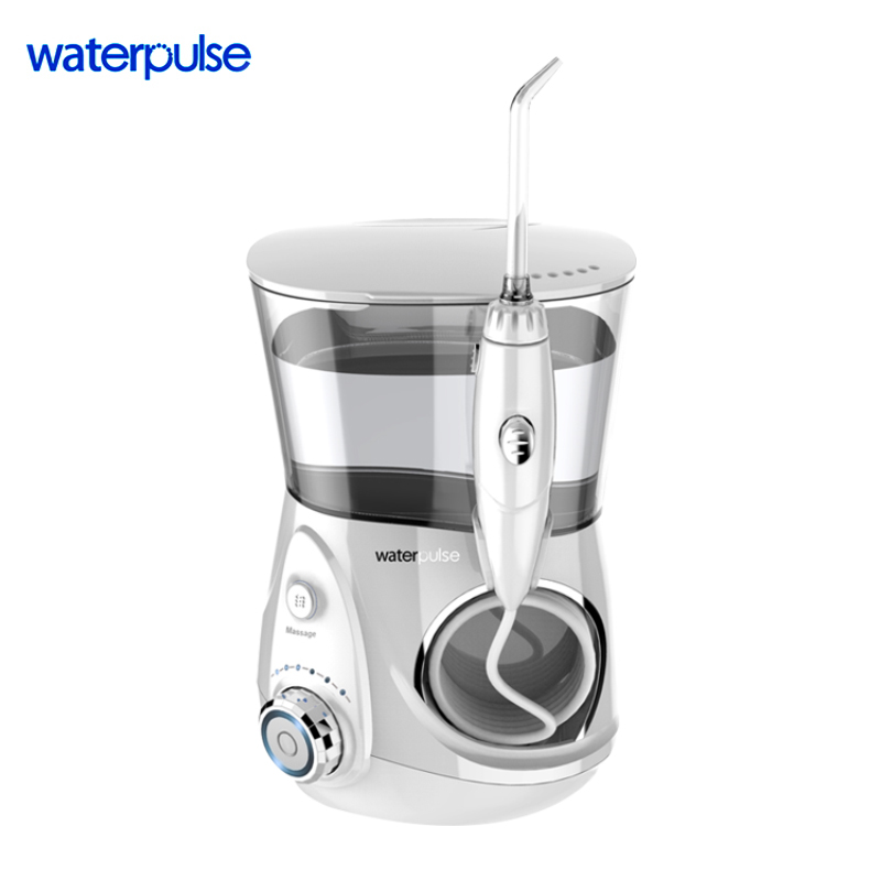 Waterpulse V660 Water Flosser Electric Irrigator Oral For Teeth Dental Spa Mouth Cleaning