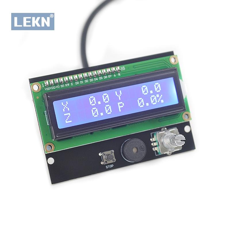GRBL Offline Controller Board,CNC Machine/Mini Laser Engraving Offline Controller,G-Sender Module,CNC Controller Screen Board
