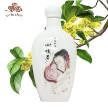 Xiefuchun Китайский Натуральный Османтуса Кондиционер Для Волос 35 мл Без стиральная масло для волос ремонт Кондиционера XFC10(China (Mainland))
