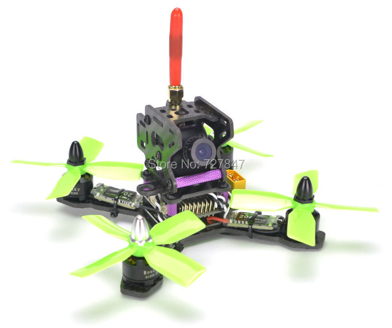 Mini RX 130 RX130 130mm REPTILE-RX130 Carbon Fiber Frame 1306 3100KV motor F3 Flight control Littlebee ESC for QAV-R Martian carbon fiber diy mini drone 220mm quadcopter frame for qav r 220 f3 flight controller lhi dx2205 2300kv motor
