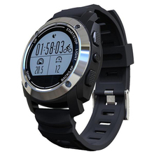 S928 Smart Watch GPS Outdoor Watch  Life Waterproof with Heart Rate Monitor Pressure for Android 4.3 IOS 8.0 above Free ship