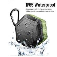 DJYG IP65 Waterproof Bluetooth Speaker Mini Portable Wireless Stereo Portatil Handsfree FM radio TF caixa de som for Outdoor