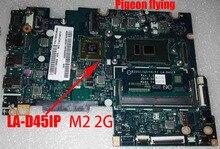 NEUE LA-D541P für lenovo Yoga 510-15ISK laptop motherboard 80S8 CPU I3-6100U GPU M2 2G FRU 5B20L45887 5B20L45941 5B20L45891