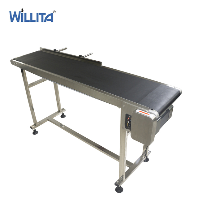 US $350 0  Cosmetic Flow Line Production Portable Conveyor Belts-in  Printers from Computer & Office on Aliexpress com   Alibaba Group