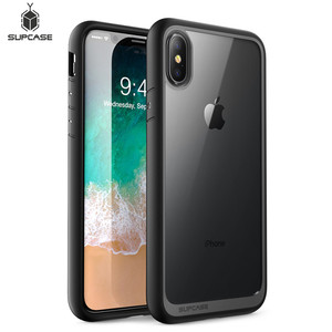 Image 2 - For iphone Xs Max Case 6.5 inch SUPCASE UB Style Premium Hybrid Protective Bumper + Clear Back Cover For iphone XS Max Case