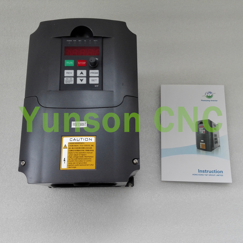 Huanyang 1500w 1 5kw 2hp 400hz Input 110v Single Phase Output 220v 3phase Variable Frequency Drive Vfd Inverter Vfd Inverter Variable Frequencyvariable Frequency Drive Aliexpress