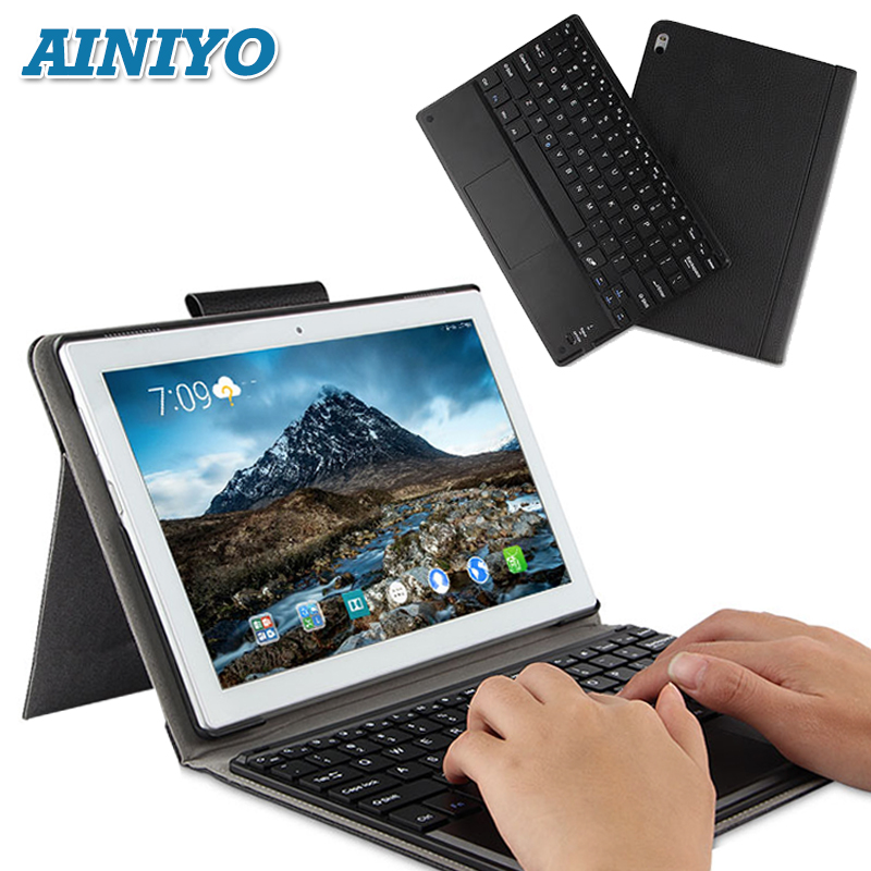 Bluetooth Keyboard Case For Lenovo Tab 4 10 plus TB-X704F X704N 10.1Tablet Tab4 10 Plus Wireless Bluetooth Keyboard Case bluetooth keyboard for lenovo miix 300 10 8 miix 310 320 tablet pc wireless keyboard miix 4 5 pro miix 700 miix 510 720 case