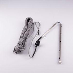 Image 3 - Sonde de niveau deau solaire 30cm, 4 cœurs, sonde de niveau deau, chauffe eau à énergie solaire, en acier inoxydable, sonde tubulaire, montage latéral
