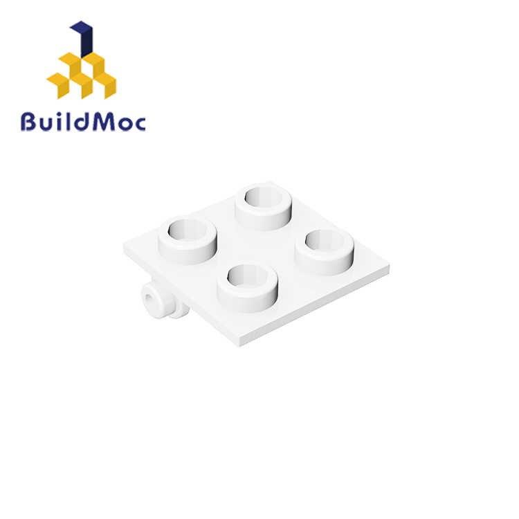 Buildmoc Kompatibel Mengumpulkan Partikel 6134 3941 2X2 untuk Bangunan Blok Bagian DIY Kreatif Pendidikan Mainan Hadiah