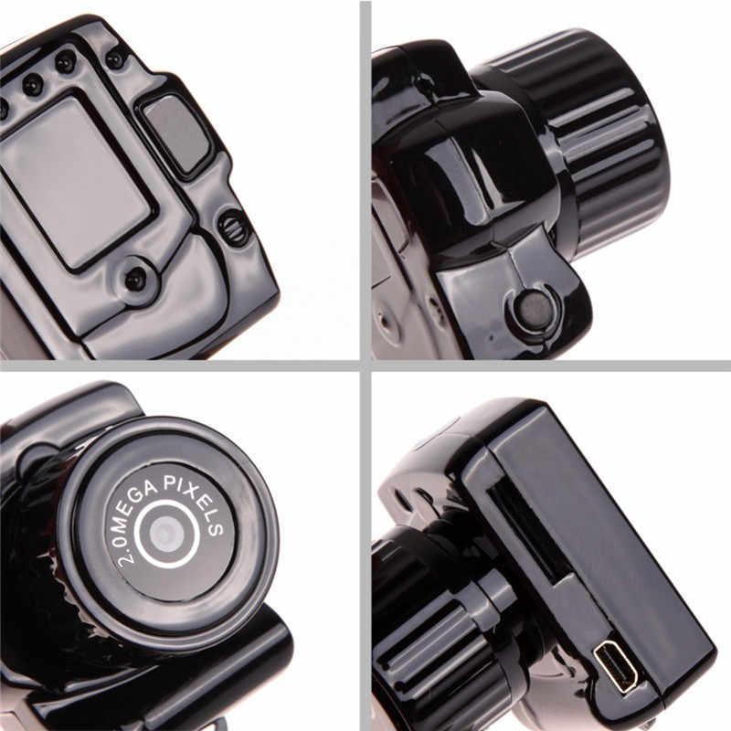 Y2000 Super Mini caméra caméscope HD 1080P Micro DV DVR caméscope Portable Webcam vidéo enregistreur vocal caméra caméra secrète