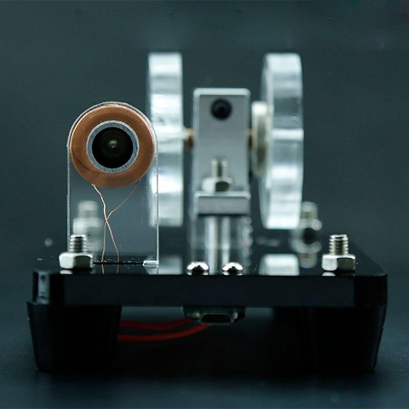 Hall moteur alternatif cadeau créatif enseignement modèle moule mâle cadeau équipement d'enseignement - 2
