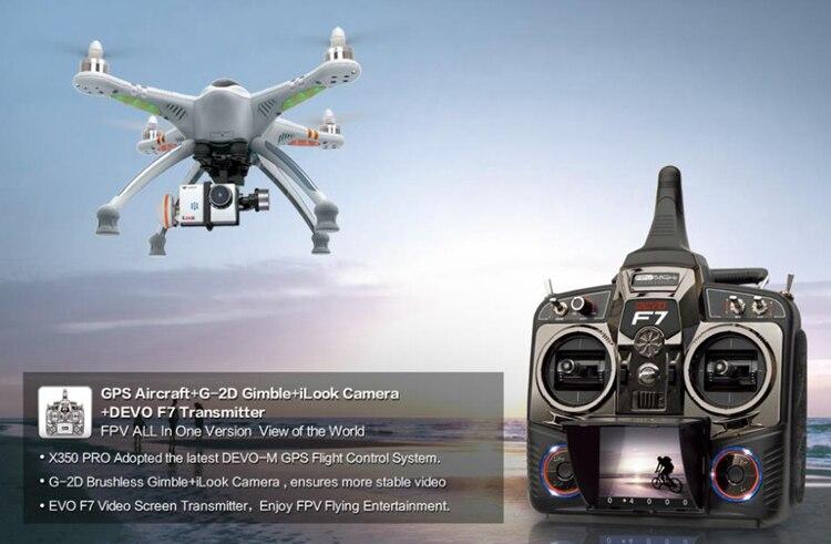 Quadcopter Drone Профессиональная аэрофотосъемка
