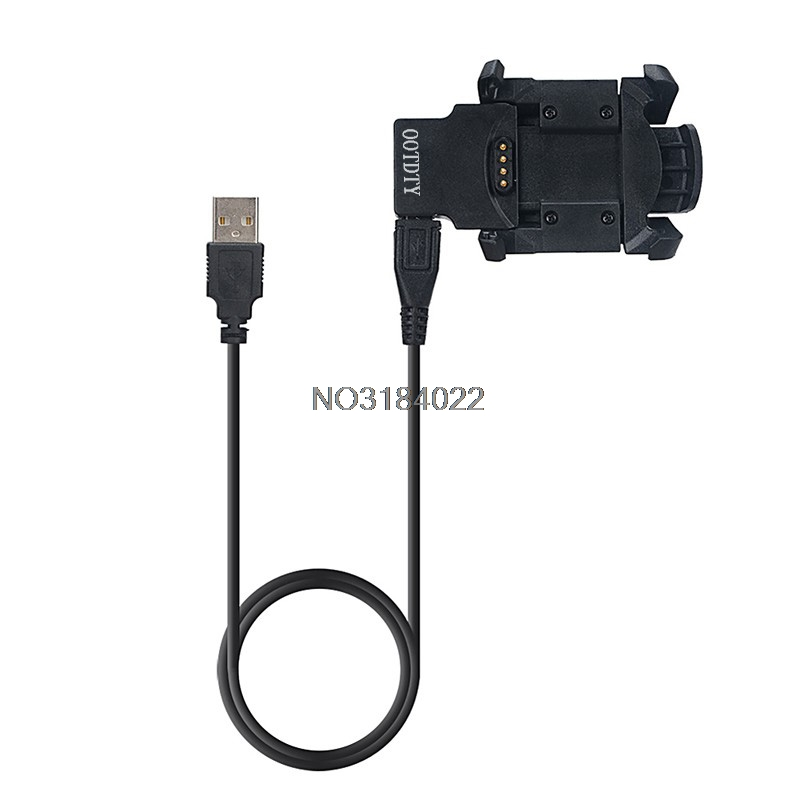 OOTDTY USB Dock Charger Charging Data Sync Cable For Garmin Fenix 3 Watch New #4XFC# Drop Ship купить в Москве 2019
