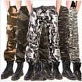 Free shipping 2017 Military men Camouflage Pants Male Army Cargo Long pants Men's Tactical Trousers Pantalones hombre 91805