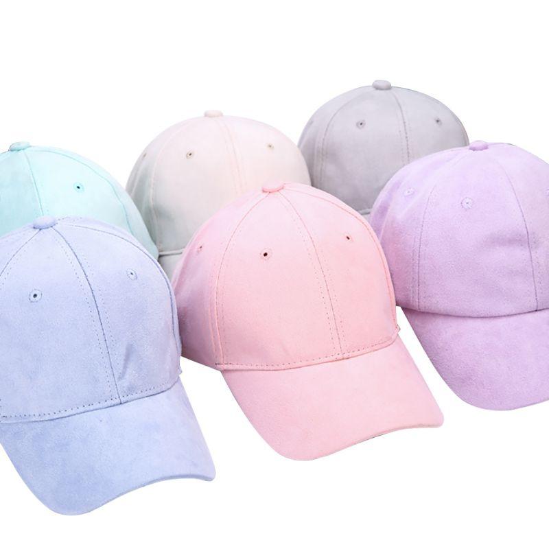 2017 Women Baseball Caps Snapback Hats  Female Adjustable Hats S4