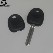 Key-Case-Cover Blade Blank for Hyundai I30/IX35 Transponder-Key-Shell TOY48 with Logo