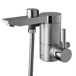 Side water inlet electric shower kitchen tankless instant electric heater sink hot tap faucet mixer hot.jpg 250x250