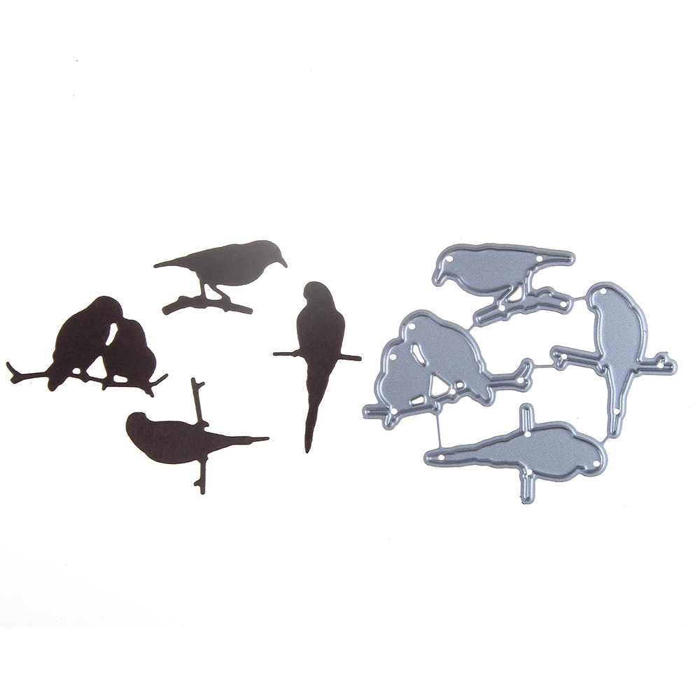 59*60mm scrapbooking DIY frame love Shape Metal steel cutting die Swallows Shape Book photo album art card Dies Cut