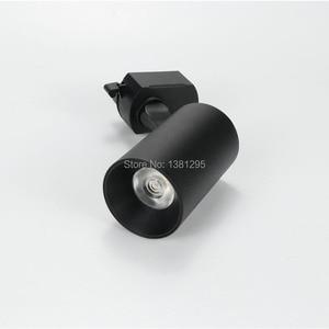 Image 5 - 6 шт., светодиодные трековые светильники, 10 Вт
