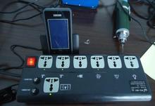 AQ-401 intelligent remote controller,teperature,lighting,UV,pump