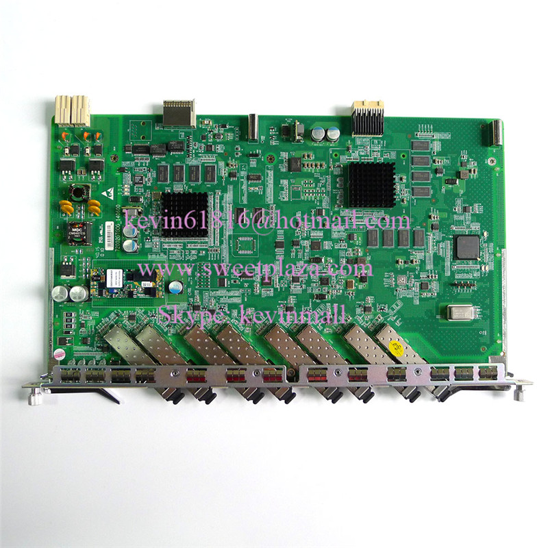 Zte 8 портов GPON доска для C300 и C320 OLT. Плата gtgo с 8 C+ модулями или C++ B+. GTGOE GTGOG