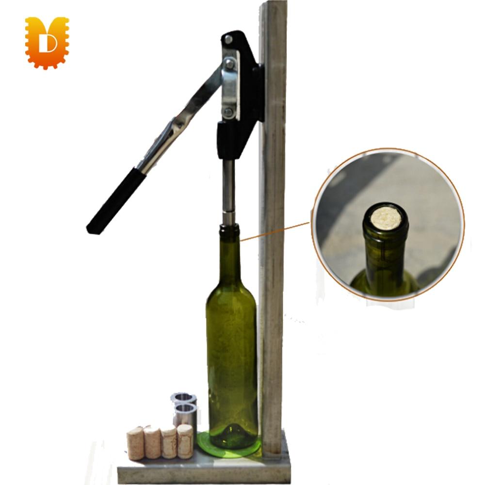 UDDS-S wine bottle plugging machine sealing machine for wine bottle smad 28 bottle wine chiller cellar bar