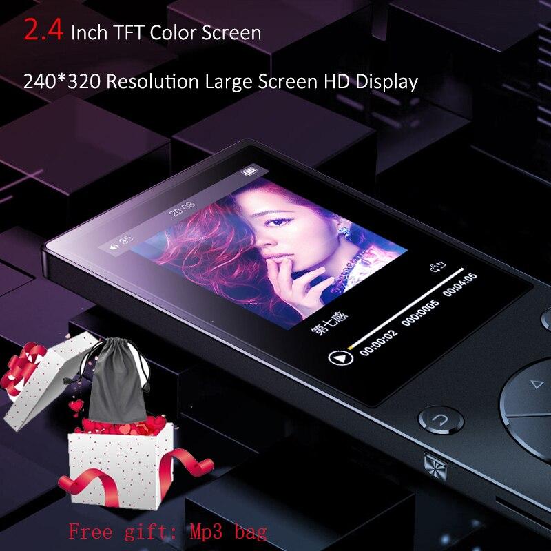 Nouveau Mini C11 16 GB Clip Sport lecteur MP3 Bluetooth métal Portable avec Radio FM podomètre APE Flac sans perte MP3 musique lecteur MP3