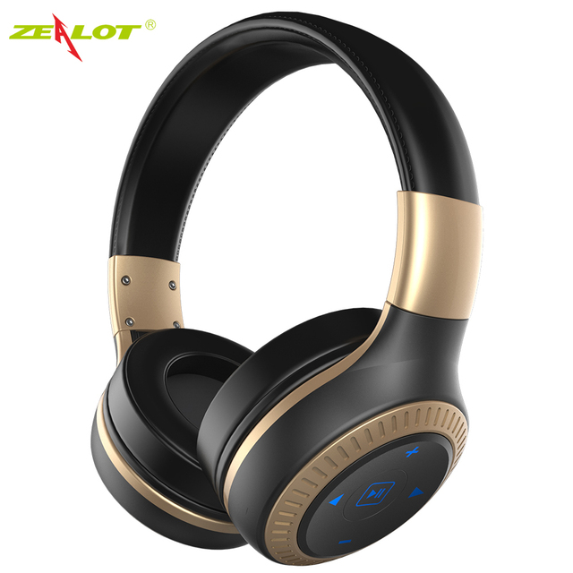 Zealot B20 Wireless Bluetooth headphones HD Sound Super Bass stereo