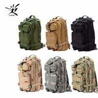 1000D Nylon 8 Colors 30L Waterproof Outdoor Military Rucksacks Tactical Backpack Sports Camping Hiking Trekking Fishing