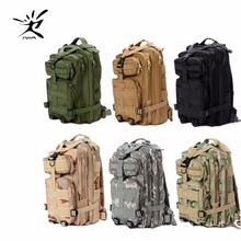 1000D Nylon 9 Colores 30L Impermeable Deportes Al Aire Libre Táctico Militar Mochilas mochila de Excursión Que Acampa Trekking Caza Pesca