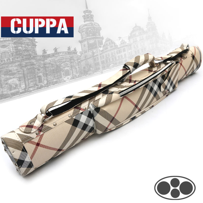 New Cuppa British Style Bilhar Pool Cue Case 4 Holes Billiard Accessories China 2017  new cuppa pool jump cue 13 5mm black bakelite tips punch