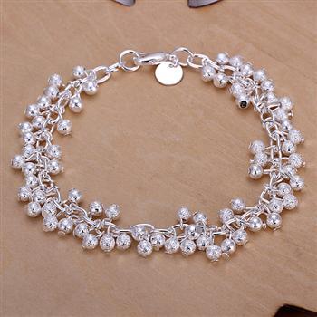 Gy-pb065 venta al por menor / 925 de la joyeria del brazalete, 925 joyeria plateada plata fija ...