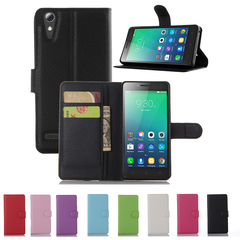 For <font><b>Lenovo</b></font> A6010 A6000 Capa Luxury Wallet Leather Flip Case For <font><b>Lenovo</b></font> <font><b>A</b></font> <font><b>6010</b></font> A6010 Plus A6000 Plus Cover With Card Holder Stand image